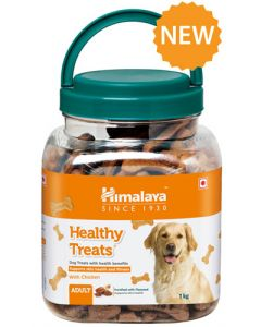 Himalaya Healthy Treats Adult Biscuits 1 Kg
