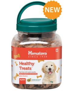 Himalaya Healthy Treats Puppy Biscuits 1 Kg
