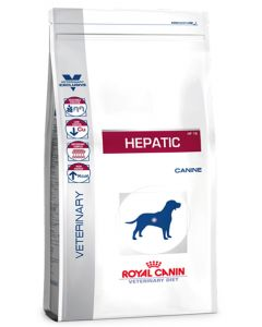 Royal Canin Veterinary Diet Dry Hepatic Dog Food 6 Kg