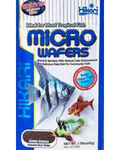 Hikari Micro Wafers Fish Food 45 gms