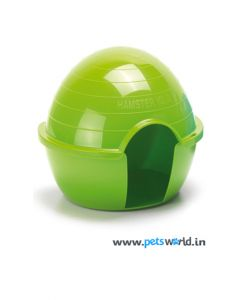 Savic Hamster Iglo For Small Animals L x W x H : 6 x 4.7 x 4 inch