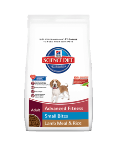 Hills Science Diet Puppy Lamb & Rice Small Bites 3kg
