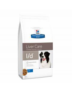 Hills Prescription Diet l/d Canine 1.5kg