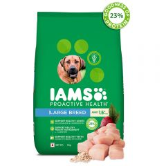 IAMS Proactive Health Adult Large Breed Dogs (1.5+ Years) Dry Dog Food, 3 kg
