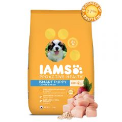 IAMS Proactive Health Smart Puppy Large Breed Dogs (