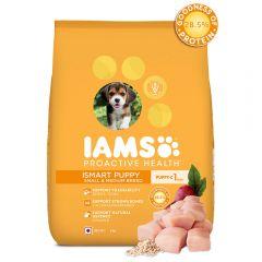 IAMS Proactive Health Smart Puppy Small & Medium Breed Dogs (
