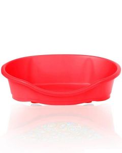 Imac Dido 95 Red Tub With Cushion For Dogs & Cats