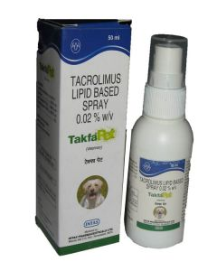 INTAS Takfa Pet Spray 50 Ml