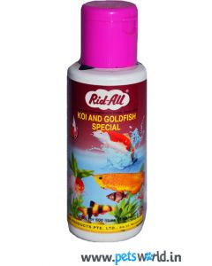 Rid All Koi And Goldfish Special 120 ml