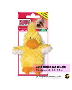 KONG TOYS Duckie X Small