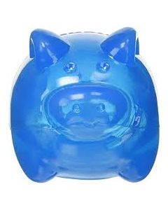 KONG TOYS Squeeze Jels Pig Large