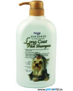 Forbis Long Coat Aloe Dog Shampoo 750 ml
