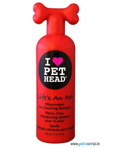 Pet Head Life's An Itch Skin Soothing Dog Shampoo 475 ml