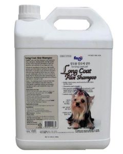 Forbis Long Coat Aloe Dog Shampoo 4 ltr