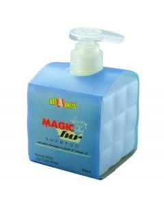 All4Pets Magic Fur Makes White Hair Coat Shampoo 300 ml