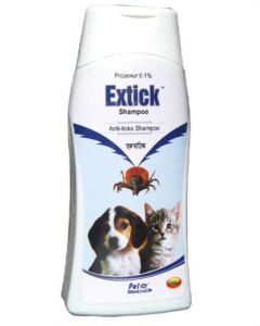 MANKIND Extick Shampoo 200 Ml