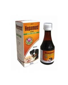MANKIND Hepamust Syrup 200 Ml