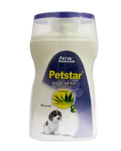 MANKIND Petstar Alovera Shampoo 200 Ml