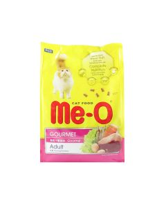 Me-O Adult Cat Food Gourmet 400 gms