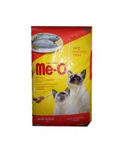 Me-O Adult Cat Food Mackerel Flavour 20 Kg