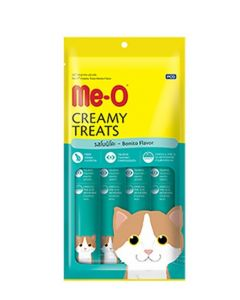Me-O Creamy Cat Treats Chicken and Liver 60gm
