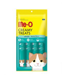 Me-O Creamy Cat Treats Bonito Flavour 60gm