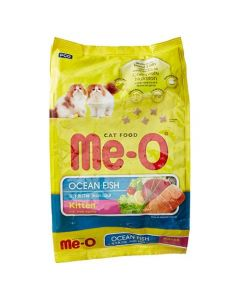 Me-O Kitten Cat Food Ocean Fish Flavour 50gm