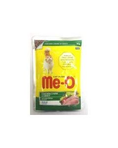 Me-O Pouch Cat Food Tuna In Jelly 80 gm
