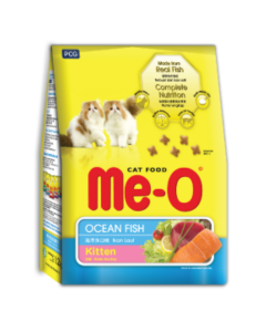 Me-O Kitten Cat Food Ocean Fish 2.8 Kg
