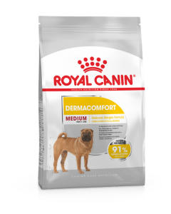 Royal Canin Dermacomfort Medium Dog Food 3 Kg