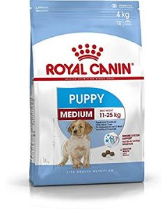Royal Canin Medium Puppy Dog Food 4 Kg