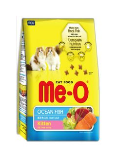 MeO Kitten Food Ocean Fish Cat Food 1.1Kg