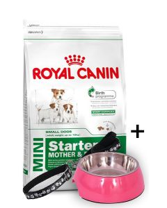 Royal Canin Mini Starter Dog Food 8.5 Kg With Free Gifts*