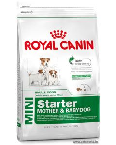 Royal Canin Mini Starter Dog Food 8.5 Kg