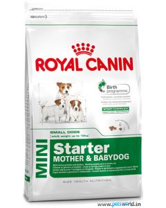 Royal Canin Mini Starter Dog Food 3Kg