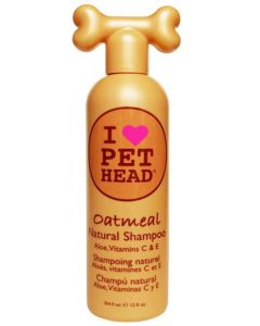Pet Head Oatmeal Natural Dog Shampoo 354 ml