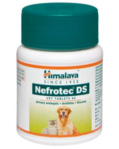 Himalaya Nefrotec DS 60 Tablets