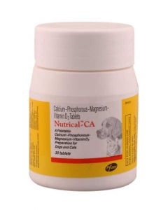 Pfizer Nutrical CA 30 Tablets