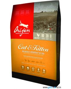 Orijen Cat & Kitten Food 5.4 Kg