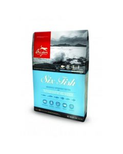 Orijen Six Fish Dog Food 11.4 Kg