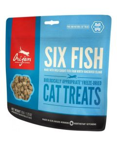Orijen Six Fish Cat Treat 35 Gms