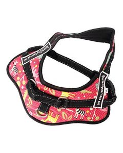 Petsworld High Quality Harness Vest Cool Comfort Oxford Cloth for Dogs Small