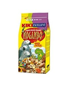 Kiki African parrot bird food 800 g