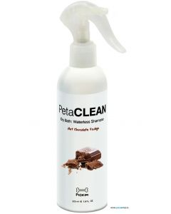 PetaCLEAN Hot Chocolate Fudge Waterless Shampoo 225 ml