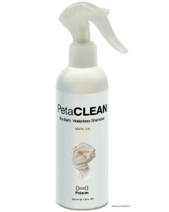 PetaCLEAN White Silk Waterless Shampoo 225 ml
