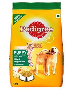 Pedigree Puppy Milk & Vegetables Dog Food 1.2 Kg