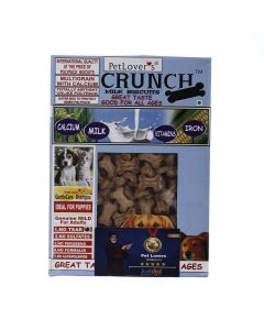 Pet Lovers Chicken Flavored Dog Biscuits 900 Gms