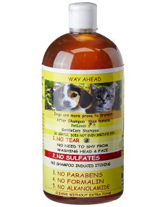 Pet Lovers Gentle Care Shampoo 1 Litre