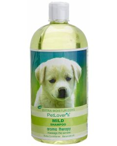 Pet Lovers Mild Fruity Shampoo 1 Litre