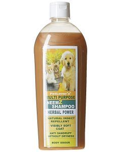 Pet Lovers Multi Purpose Neemz Shampoo 500 ML